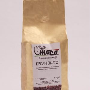 caffè mo.ca Premium bar decaffeinato