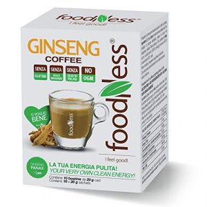 ginseng foodness dolce gusto