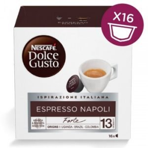 Napoli dolce gusto nescafè
