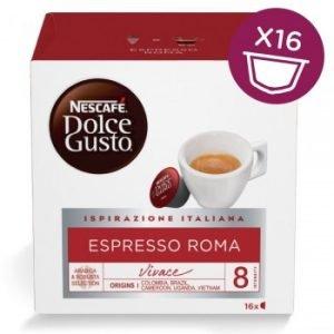 Roma dolce gusto nescafè