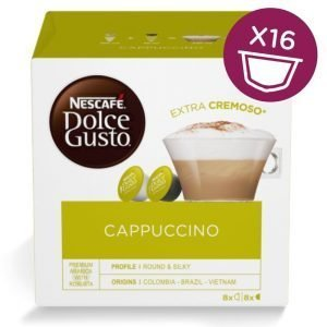 cappuccino extra crema nescafè dolce gustonescafè dolce gusto